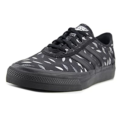 adidas Adi-Ease HVW8 Core Black Solid Grey White Skate Shoes-10.5 845868845296d