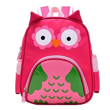 f07a993a350a Cute Backpack School Bags Book Bag Back Pack for Kids Kindergarten ...