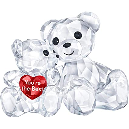 e18a273049 Amazon.com: Swarovski Kris Bear - You're The Best Clear: Home & Kitchen