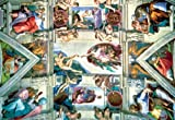 Sistine Chapel 2000 Pieces Jigsaw Puzzle by Buffalo Games