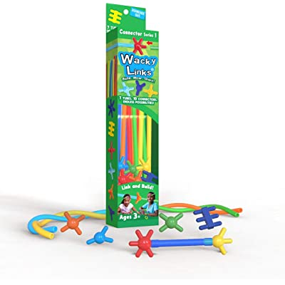Wacky Links Do-It-Yourself Kit for Kids - Connector Series: Toys & Games