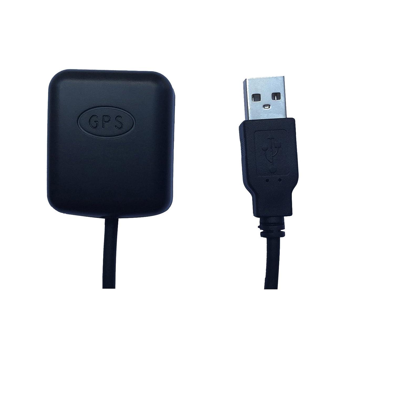 Generic g-mouse GPS Receptor GPS USB ratón dentro de módulo GPS Antena para coche PC portátil de navegación Google Maps: Amazon.es: Electrónica