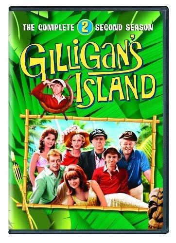 Gilligan's Island: Complete Second Season [DVD] [Region 1] [US Import] [NTSC]