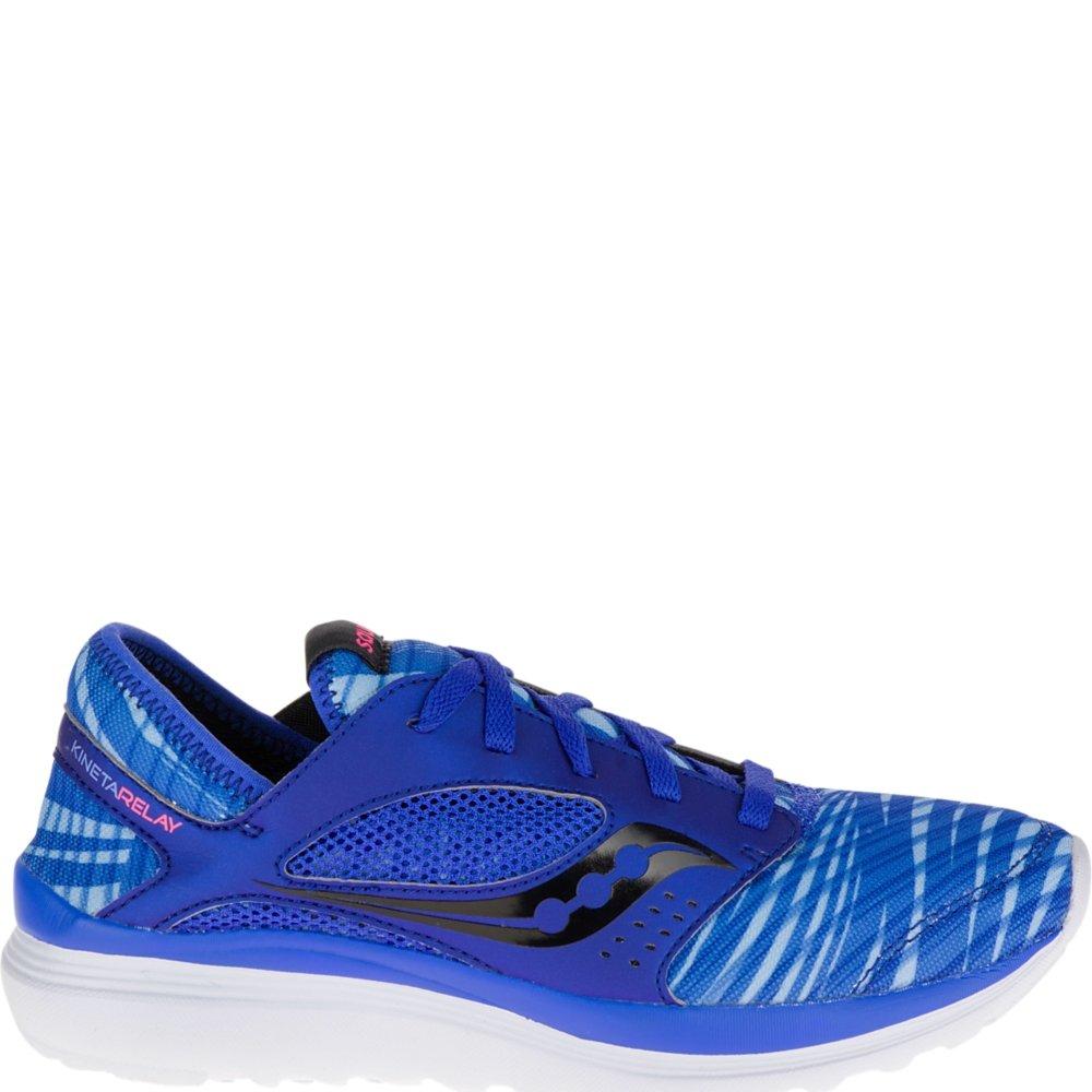 Saucony Kineta Relay Women 5 Blue   Print