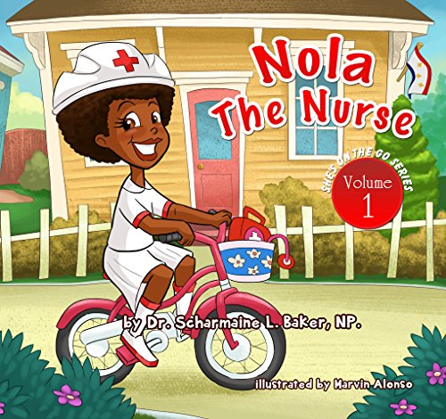 Download Nola The Nurse (She's On The Go Book 1) Pdf