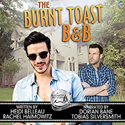 The Burnt Toast B&B: A Bluewater Bay Novel