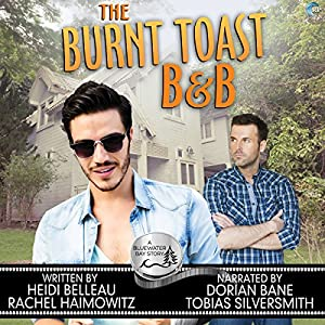 The Burnt Toast B&B: A Bluewater Bay Novel Audiobook