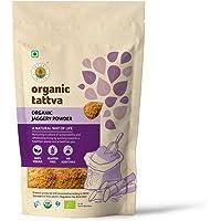Organic Tattva Organic Jaggery Powder, 500g