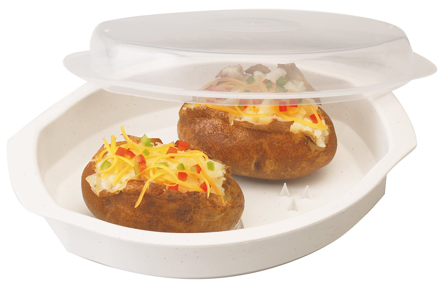 Prep Solutions by Progressive Microwave Potato Cooker