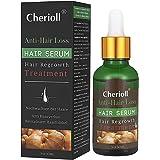 Hair Growth Serum,Hair Loss &Hair Thinning Treatment,Hair Serum,Stimulates New Hair Growth, Promotes Thicker, Fuller and…