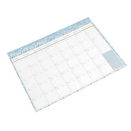 Amazon.com: Monthly Planner Calendar Schedule Organizer ...