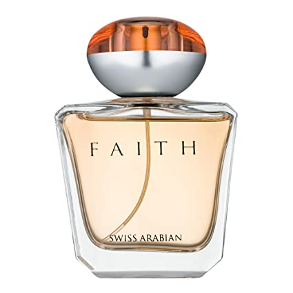 Amazoncom Swissarabian Faith 100ml An Eau De Parfum For Women