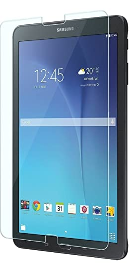 08bd2e5f66c [Tempered Glass] Samsung Galaxy Tab E 9.6 T560NU T560 Screen Protector,  High Transparency