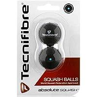 Tecnifibre Bolas Squash Punto Azul - Blister 2