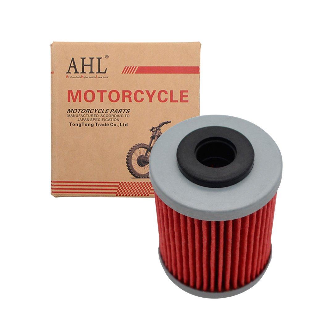 AHL 157 Oil Short Filter for KTM 660 SMC 660 2003-2005