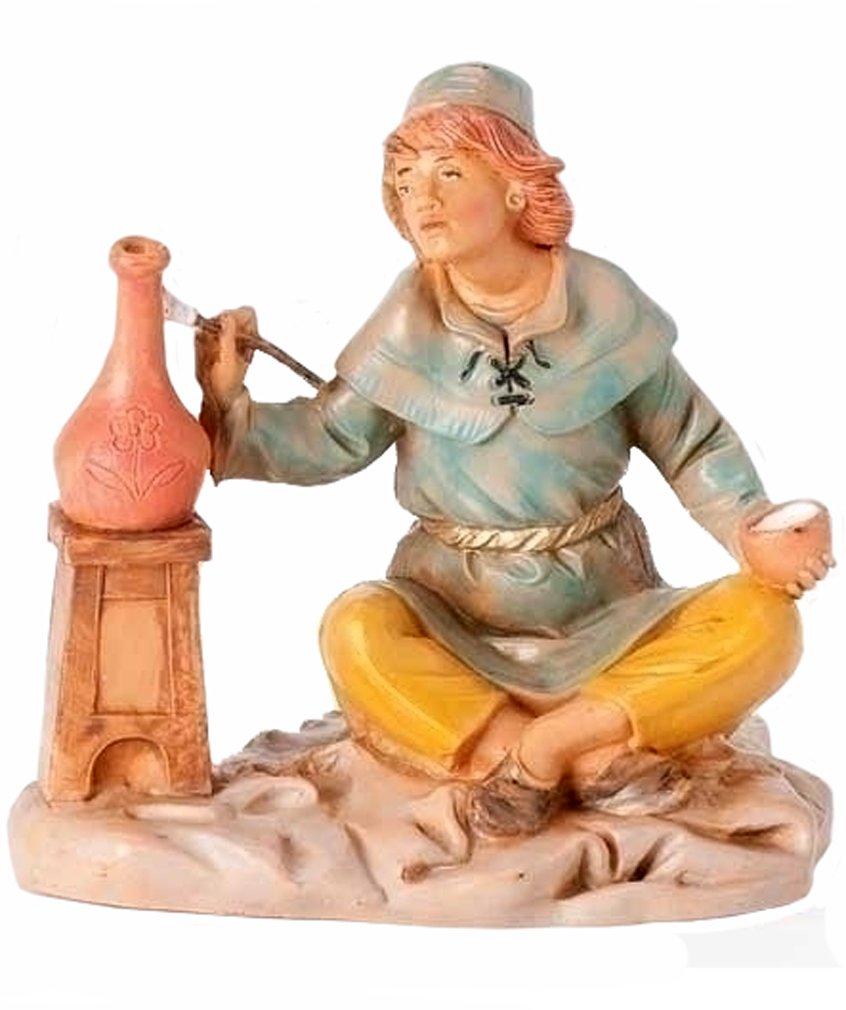 Andrew the Potter Fontanini Figurine [175504]