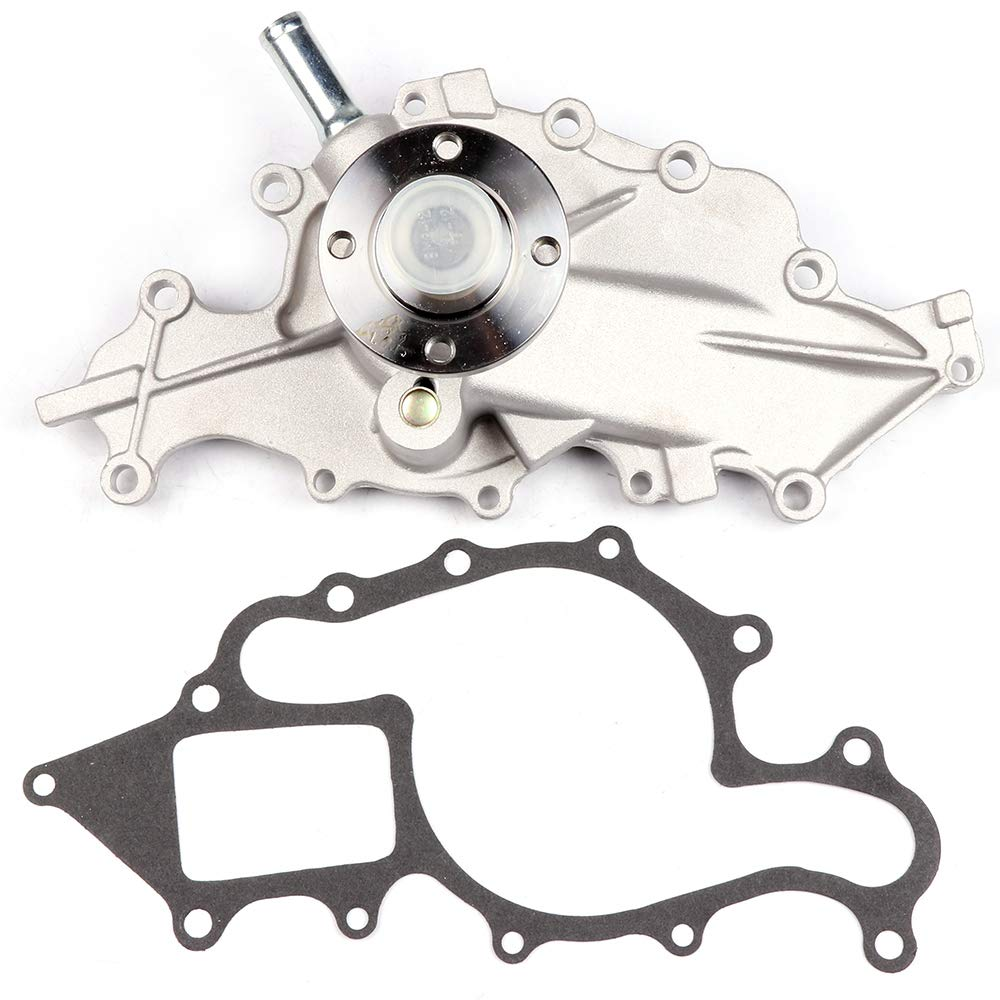 SCITOO AW4095 Water Pump 95-08 Ford Ranger Mazda B3000 3.0L V6 OHV 12v Water Pump W/Gasket 110479-5206-1159402611