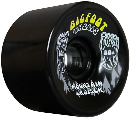 Amazon.com: Bigfoot ruedas para Longboard 76 mm Cruisers ...