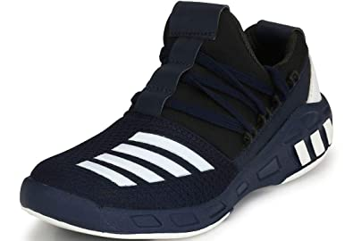 2ccb4a11e32b Shoe Fab Kids Boys Sports Running Shoes Premium Quality Black Blue Sports  Running Shoes for Mens and Boys  Buy Online at Low Prices in India -  Amazon.in