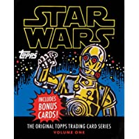 """Star Wars:The Original Topps Trading Card Series, Volume One: """"The Original Topps Trading Card Series, Volume One"""": 1"""
