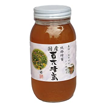 Kano bee domestic Hundred Flowers honey 1000g