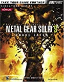 OSG Metal Gear Solid 3 (Official Strategy Guides (Bradygames))