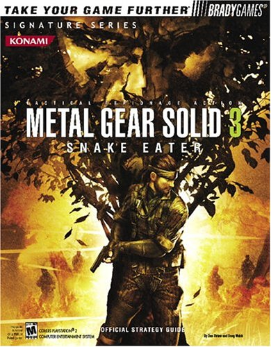 metal gear solid 1 strategy guide - 4