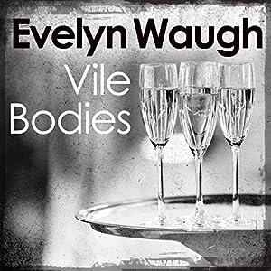Vile Bodies Audiobook