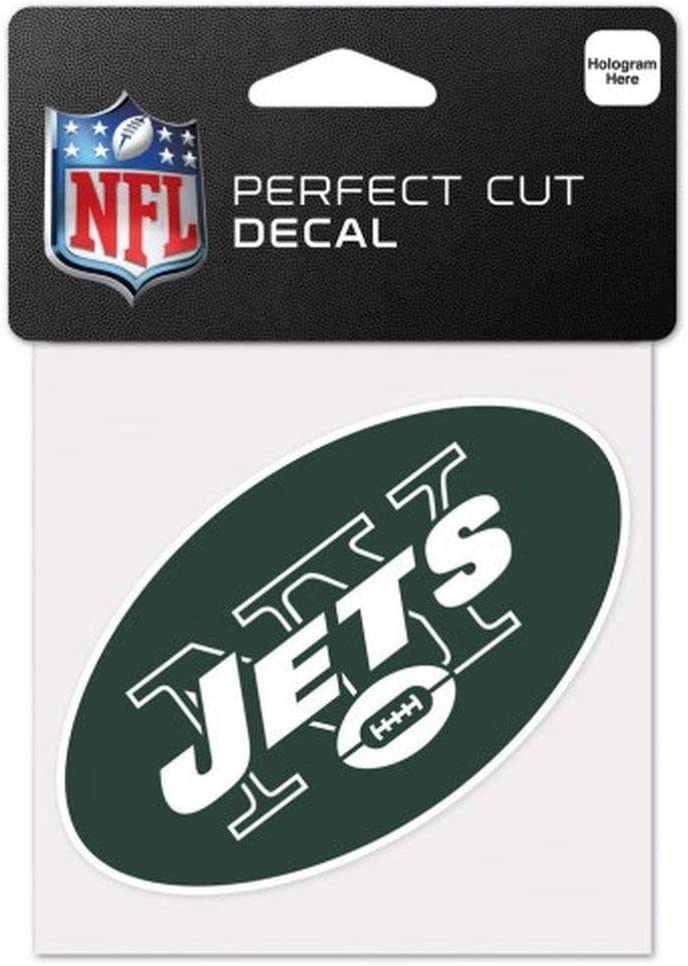 Wincraft NFL 4.5x5.5 Perfect Cut Car Decal Variety of Teams Available