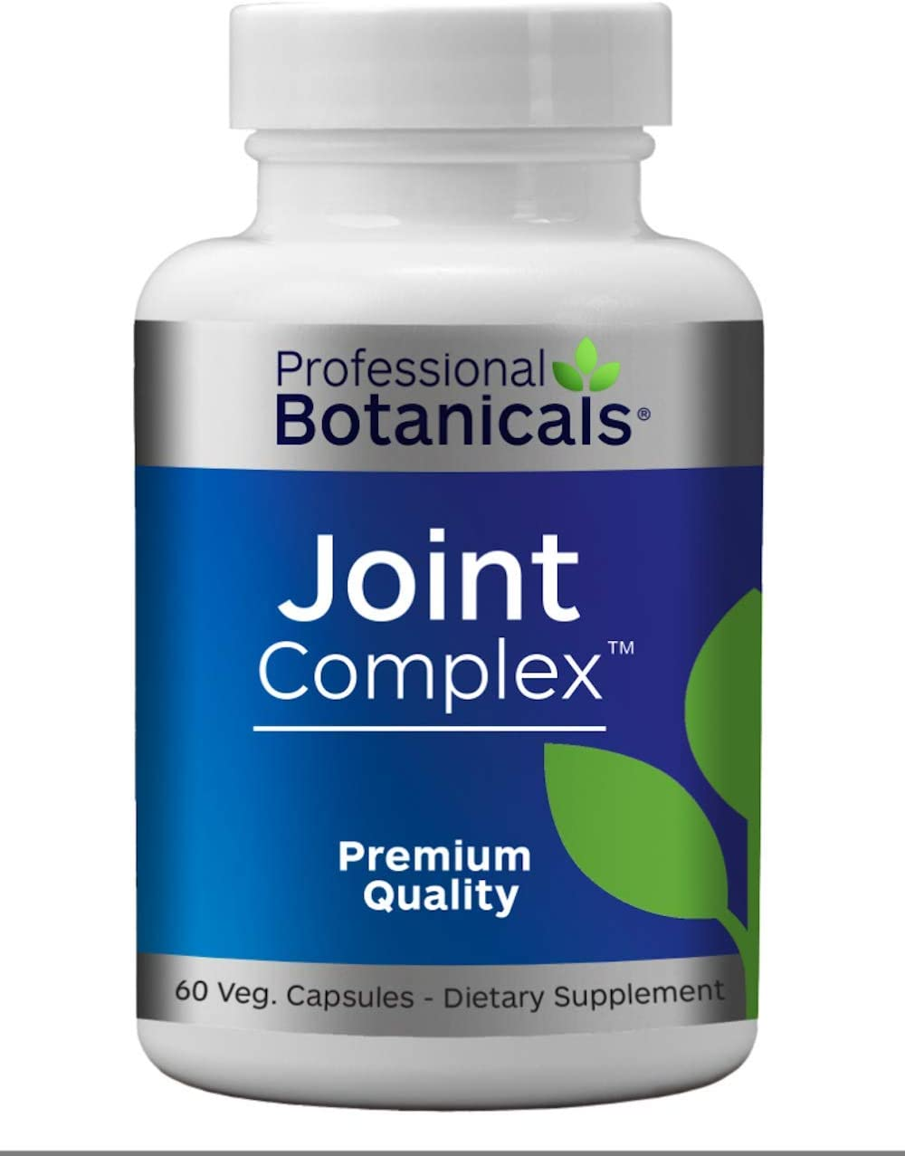 Professional Botanicals Ligatone - Vegan Joint Health Supplement Supports Healthy Joints, Tendons, Elasticity and Cartilage - Chondroitin, Mineral and Enzyme Complex - 60 vegetarian Capsules