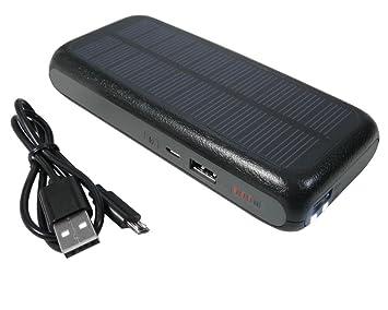 Al aire libre tienda de comercio para 2-en-1 cargador solar ...