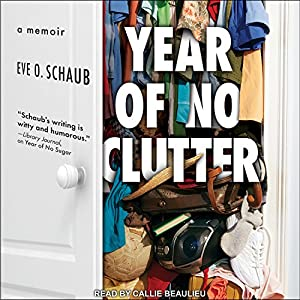 Year of No Clutter Audiobook