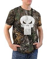 Marvel Punisher Mens' Tee Shirt