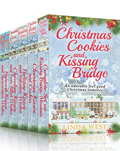 Christmas Cookies and Kissing Bridge - The Four Book Set: A Laugh Out Loud Romantic Comedy Series (Christmas on Kissing Bridge Mountain 4)