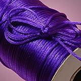 Purple Haze Rat Tail Cord, 2mm X 200Yd