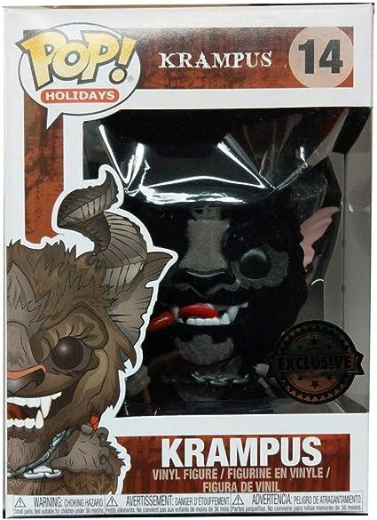 KRAMPUS Flocked Funko Vinyl Figure Funko POP Horror MOVIE
