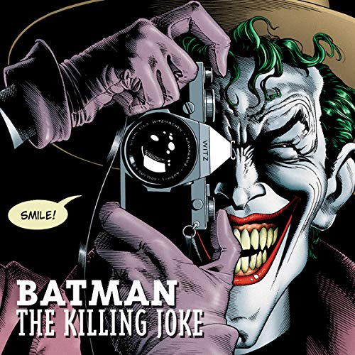 Batman: The Killing Joke (Ben Affleck Best Batman)