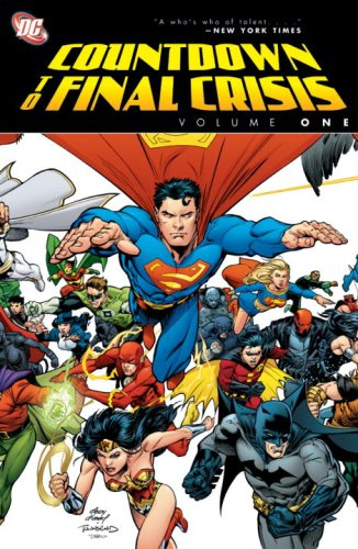 Countdown to Final Crisis, Vol. 1, Dini, Paul