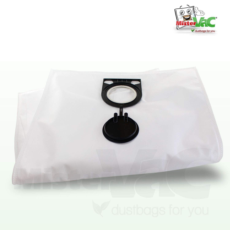 5x Sacchetti per aspirapolvere in tessuto Metabo ASR 25 L SC