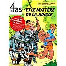 4 AS ET LE MYSTÈRE DE LA JUNGLE (LES)