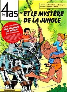 """Afficher """"Les 4 as et le mystère de la jungle"""""""