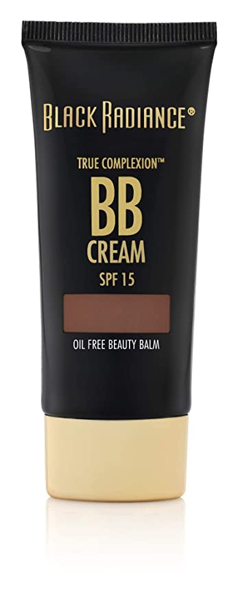 Amazon Com Black Radiance True Complexion Bb Cream Spf 15 Chocolate 1 Ounce Beauty