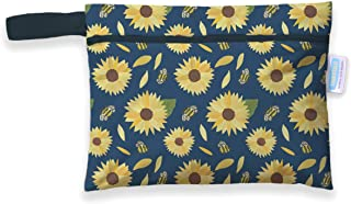 product image for Thirsties Mini Wet Bag - Moon Blossom