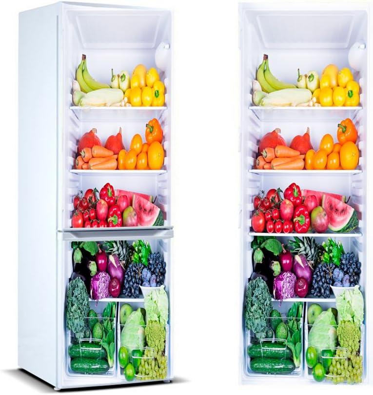 Oedim Vinilo para Frigorífico Frutas y Verduras 185 x 60 cm ...