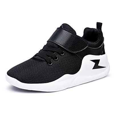PhiFA Boy's Casual Breathable Strap Sneakers Running Shoes (Little Kid/Big Kid)