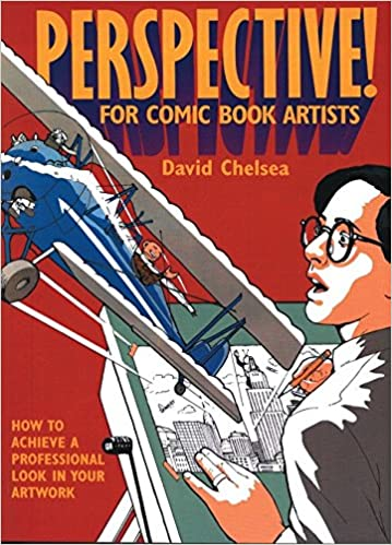 perspective for comic book artists how to achieve a professional