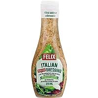 FELIX 菲力斯 意式低脂沙拉调味酱 蔬菜水果沙拉酱370ml 0脂肪不含油(瑞典进口)(新旧包装更替,随机发货)