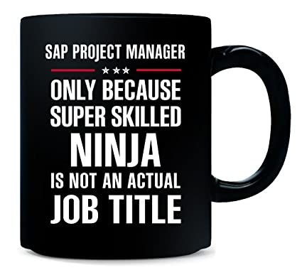 Amazon.com | Best Gift For A Super Skilled Ninja Sap Project ...