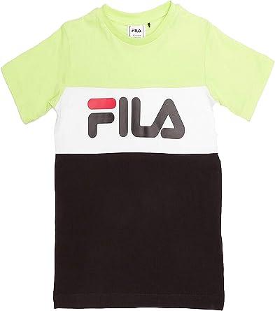 fila t-shirt garcon