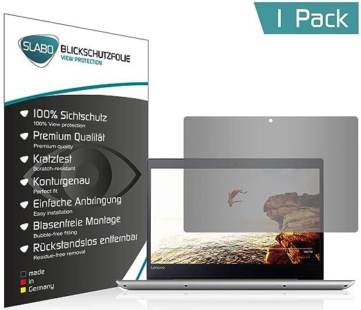 Slabo Blickschutzfolie Fur Lenovo Ideapad 320s Amazon De Elektronik